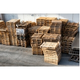 venda de pallets para eventos valor Guararema